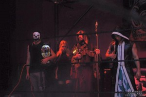Worship Of Light: Deathmask, the Countess, Marquis and Skorpio