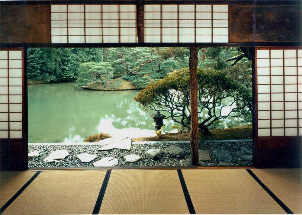 Il giardino zen giapponese mondomarziale for Architettura giardini