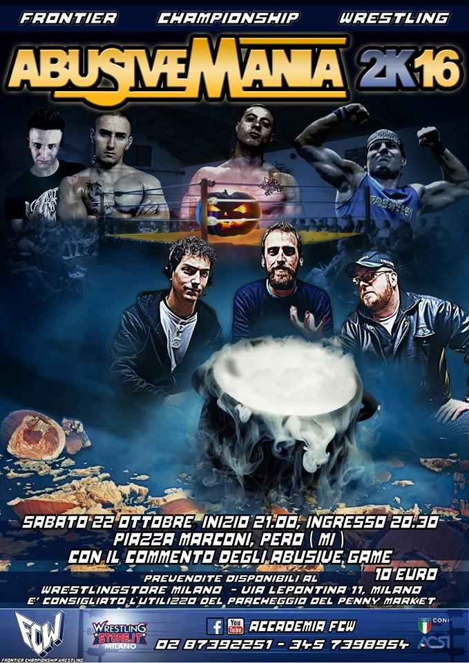 Nella foto, in alto: la locandina dell'evento del 22 ottobre a Pero (Milano)