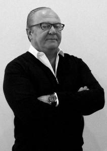 nella foto, Roberto Parmigiani