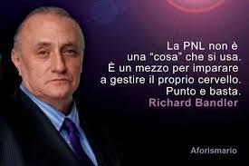 Richard Bandler il padre della PNL