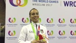 Sara Cardin medaglia di bronzo