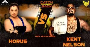 Nella foto, in alto: Horus e Kent Nelson