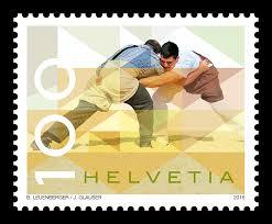 francobollo lotta svizzera