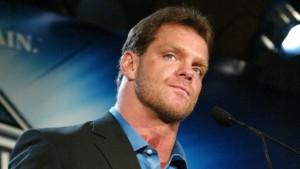 Nella foto, in alto: Chris Benoit, l'idolo di Nadir