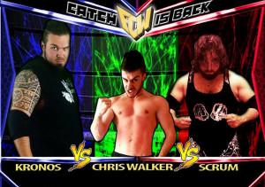 il mactch di esordio di Chris Walker e Scrum contro Kronos