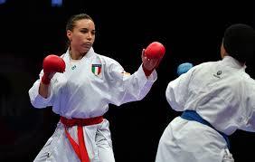Sara Cardin in combattimento