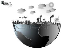 presenza ozono nella nostra stratosfera