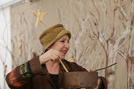 nonna Pannocchia e la sua polenta