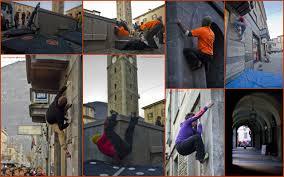 sondrio street climbing