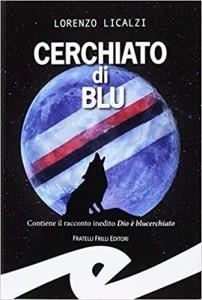 libro cerchiato di blu