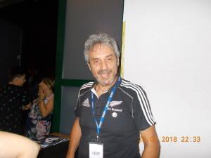 Nella foto, in alto: l'eroe sconosciuto della FCW, Gaetano