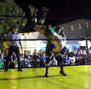 Nella foto, in alto: Horus vs Marcio Silva
