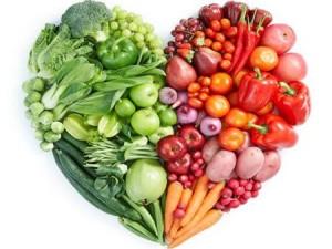 composizione di fritta e verdura