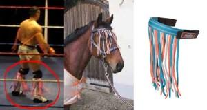 Nella foto, in alto: Shunka Wakàn, un Uomo chiamato Cavallo