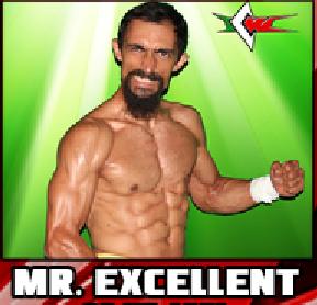 Nella foto, in alto: Mr Excellent (Emilio)