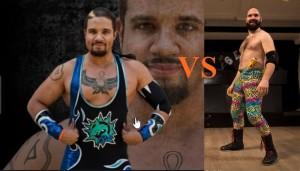Nell foto, in alto: Nick Wave contro Gianni Verga
