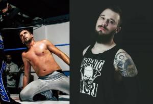 Nella foto, in alto: Andy Manero e Mirko Mori