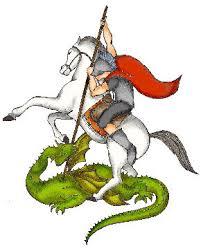 San Giorgio sconfigge il Drago