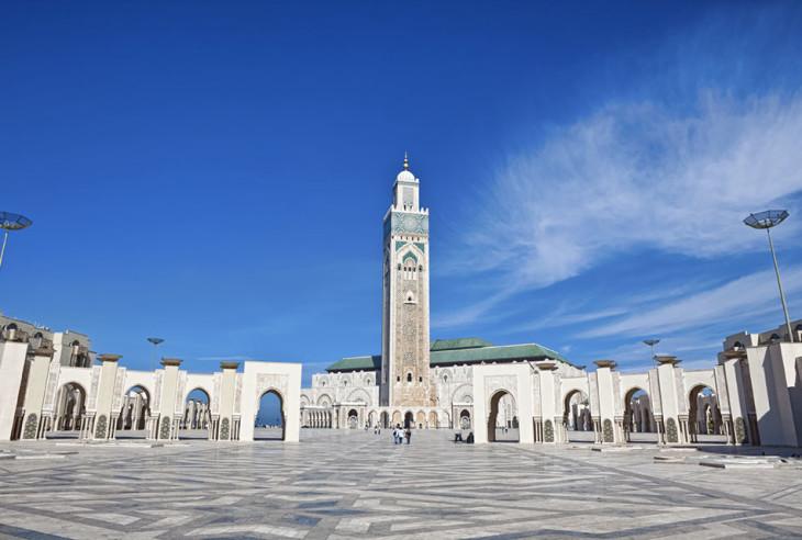Voli-Napoli-Casablanca