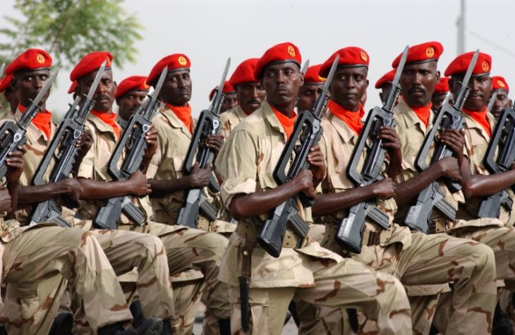 Eritrea-Army
