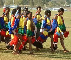 reed dance festival