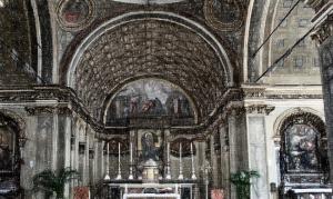chiesa san satiro interno